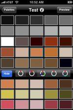 Palettes-Capture